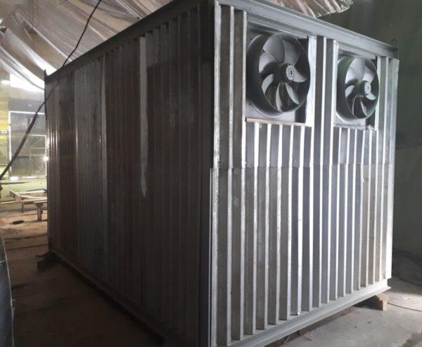 Контейнер для майнинга на 48 асиков купить в Челябинске