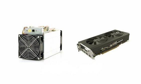 Асики vs видеокарты GPU