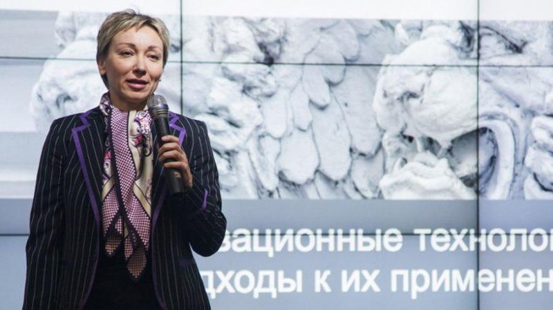 первый зампред ЦБ Ольга Скоробогатова