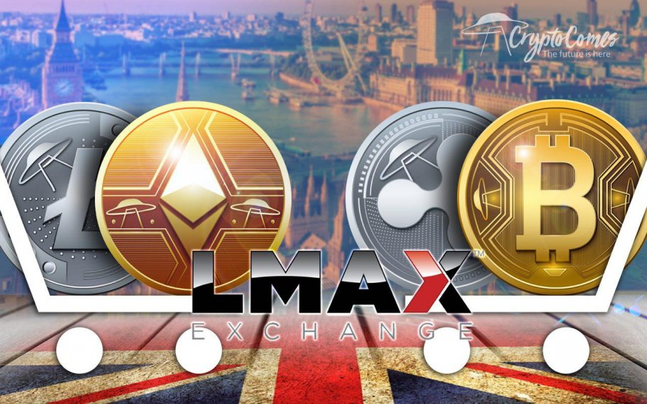 Представители лондонской биржи LMAX Exchange Group объявили об открытии первой криптовалютной торговой площадки для институциональных инвесторов.