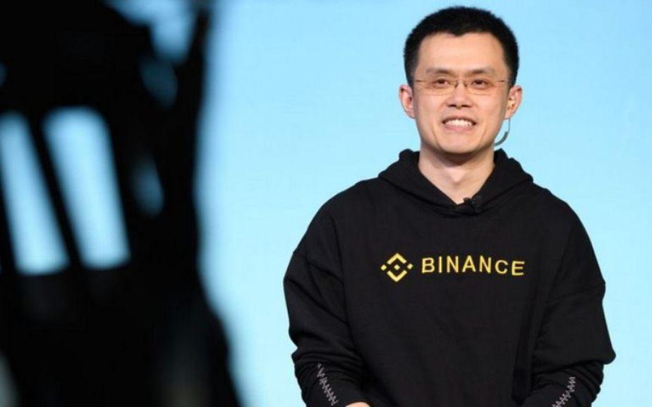 Чанпэн Чжао, владелец крупнейшей криптовалютной биржи