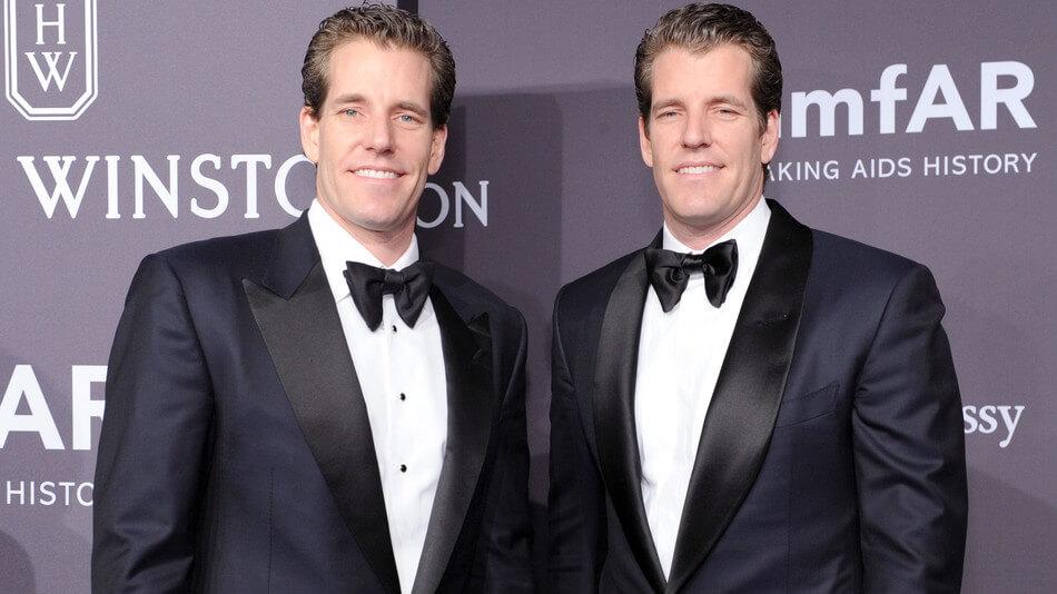 Тайлер и Камерон Уинклвосс, первые биткоин-миллиардеры