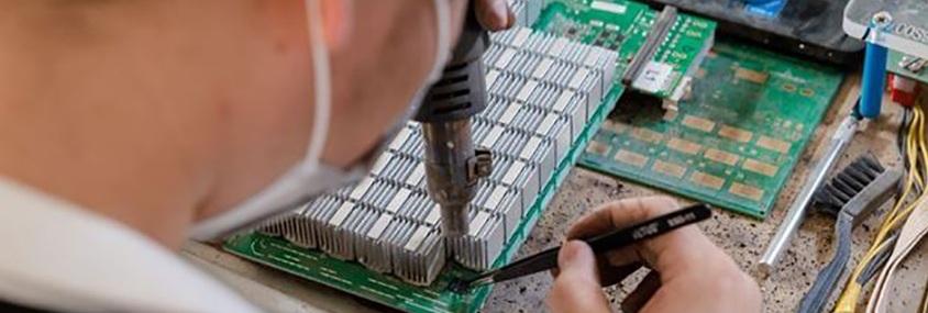 ремонт оборудования для майнинга(асики, блоки питания и т.д.)