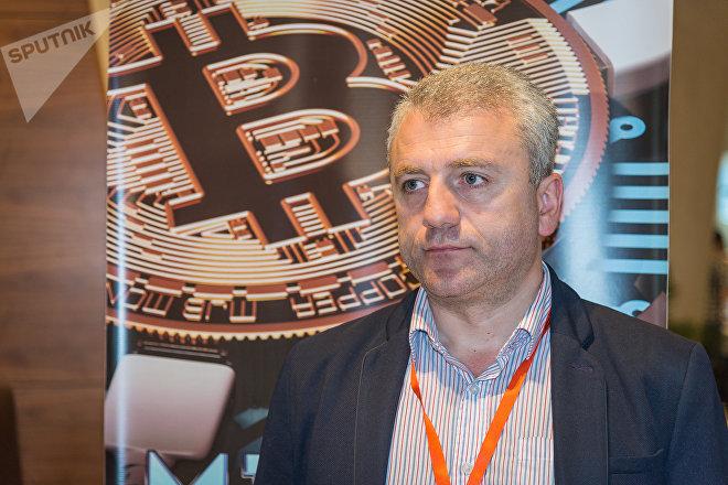 Алекс Судадзе — глава Blockchain Embassy Georgia